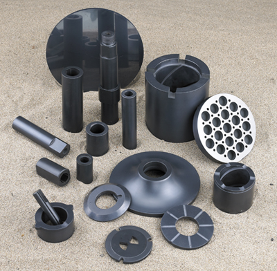 Graphite Machining Quick Machine China Machined Parts